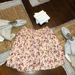 💗Abercrombie Kids cute floral skirt 💗Small